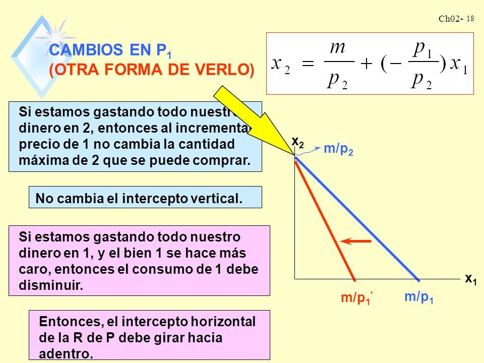 CAMBIOS EN P1 (OTRA FORMA DE VERLO)