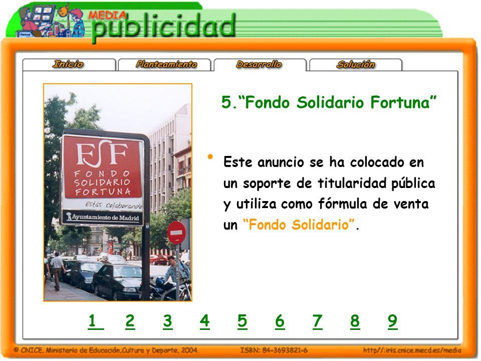 5. Fondo Solidario Fortuna