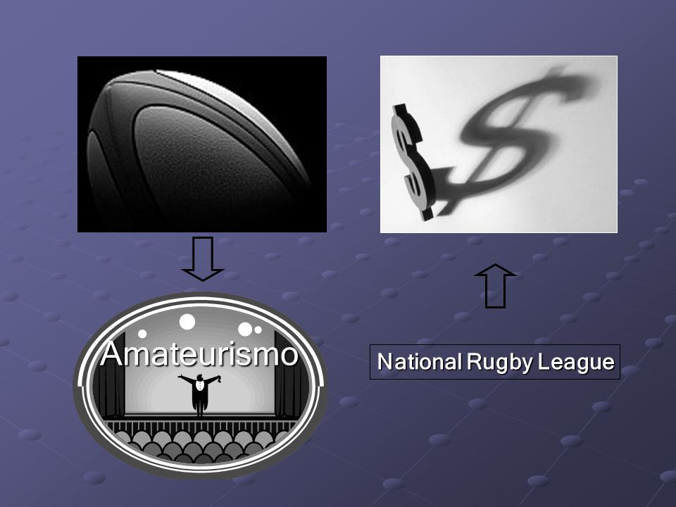 Amateurismo National Rugby League