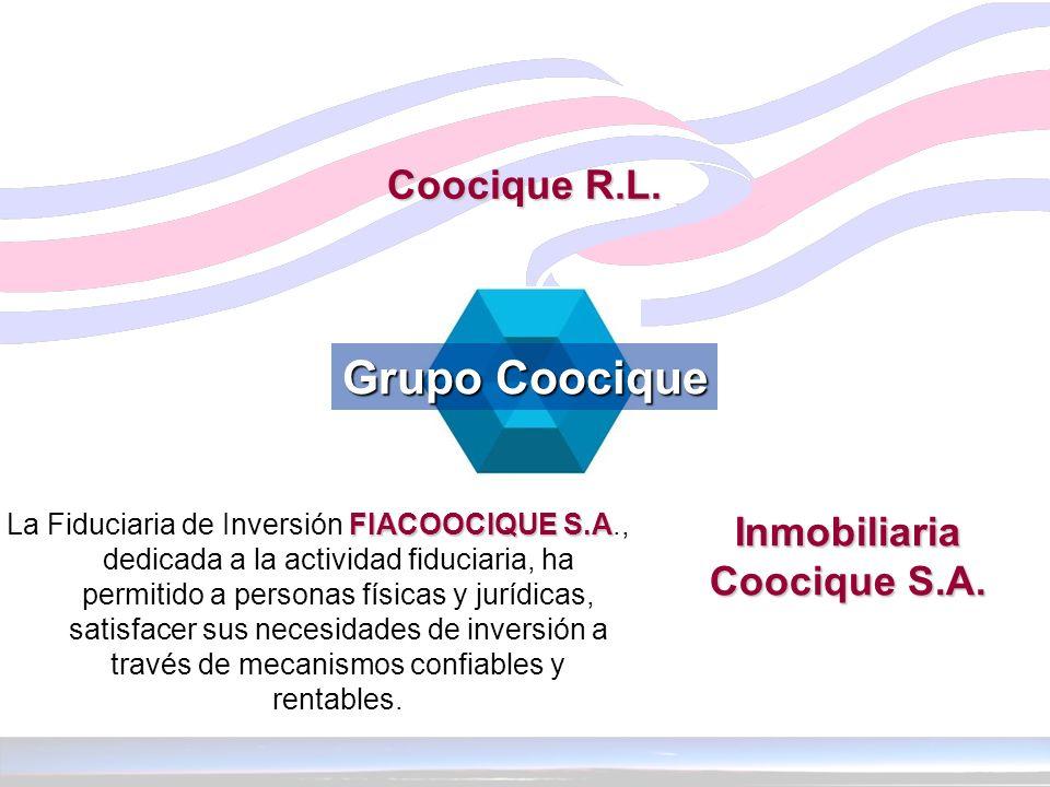 Grupo Coocique Coocique R.L. Inmobiliaria Coocique S.A.