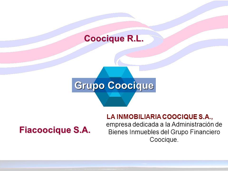 Grupo Coocique Coocique R.L. Fiacoocique S.A.