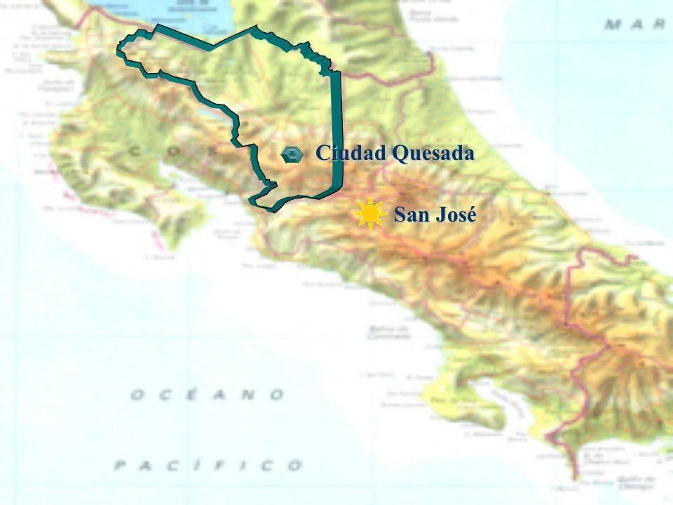 Ciudad Quesada San José