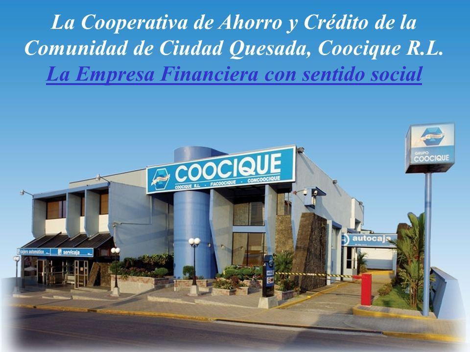La Empresa Financiera con sentido social