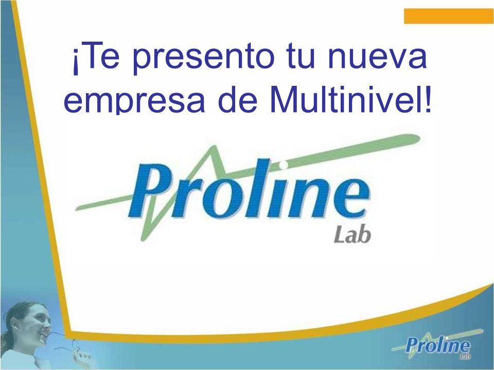 ¡Te presento tu nueva empresa de Multinivel!