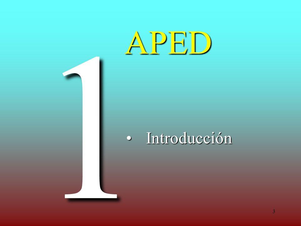 1 APED Introducción