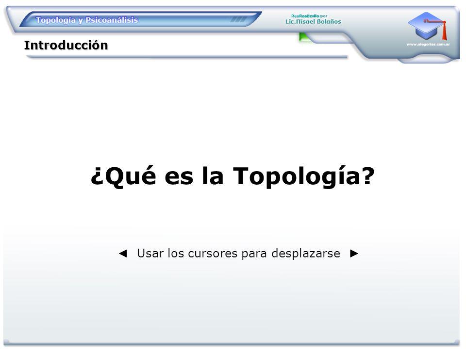 ¿Qué es la Topología Introducción