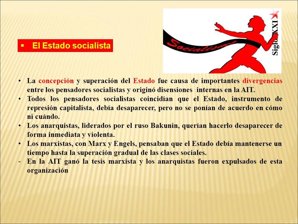 El Estado socialista