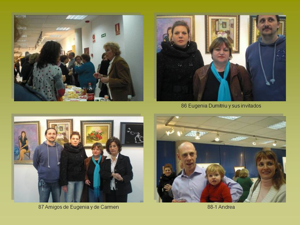 86 Eugenia Dumitriu y sus invitados