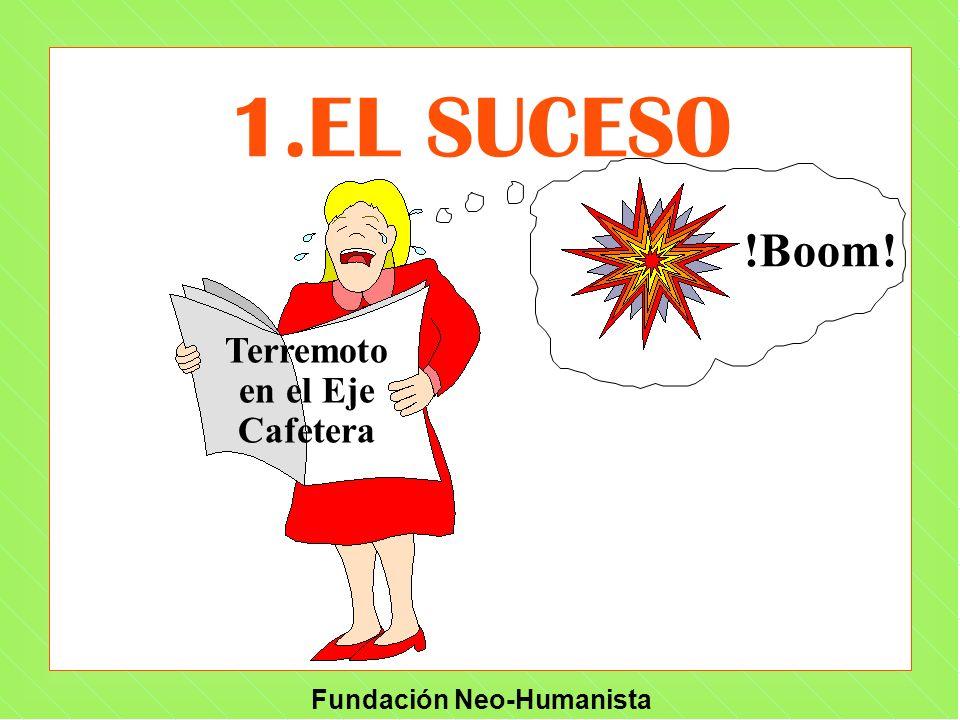 Terremoto en el Eje Cafetera