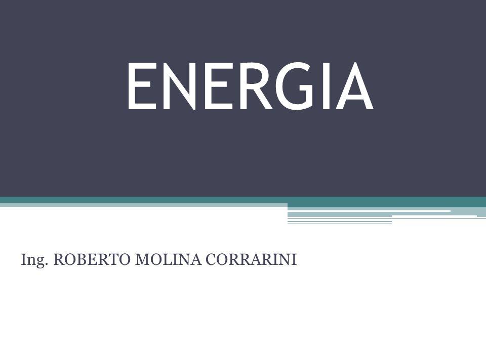 Ing. ROBERTO MOLINA CORRARINI