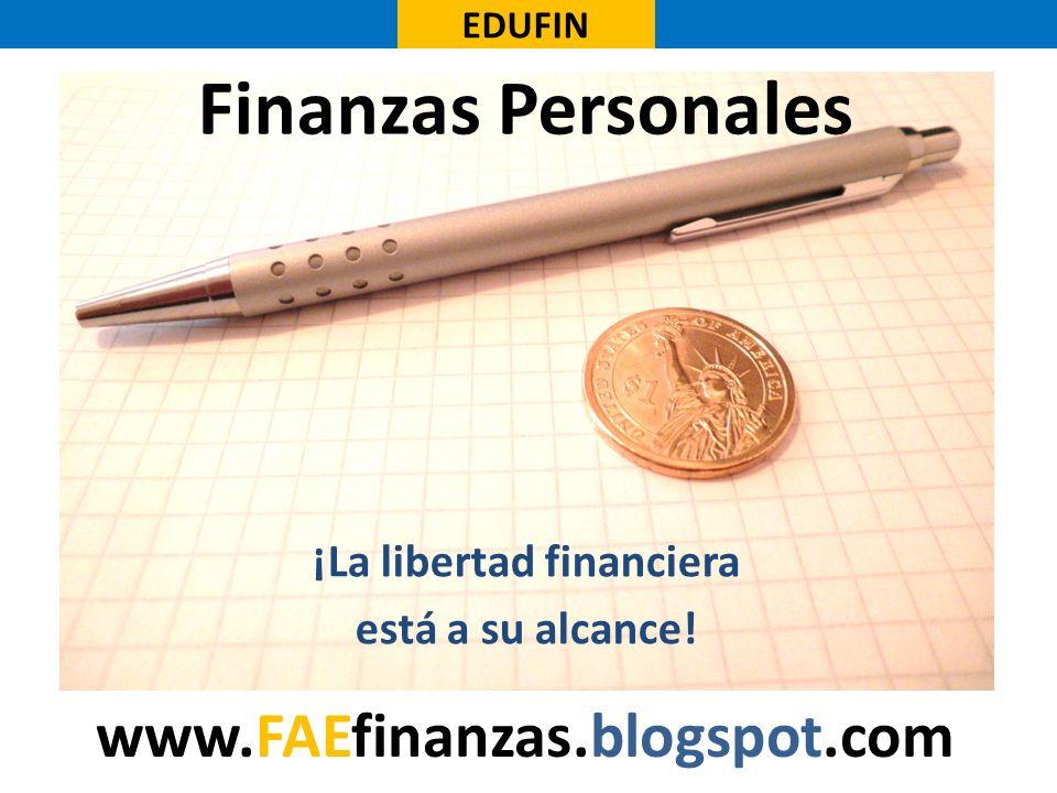 ¡La libertad financiera está a su alcance!