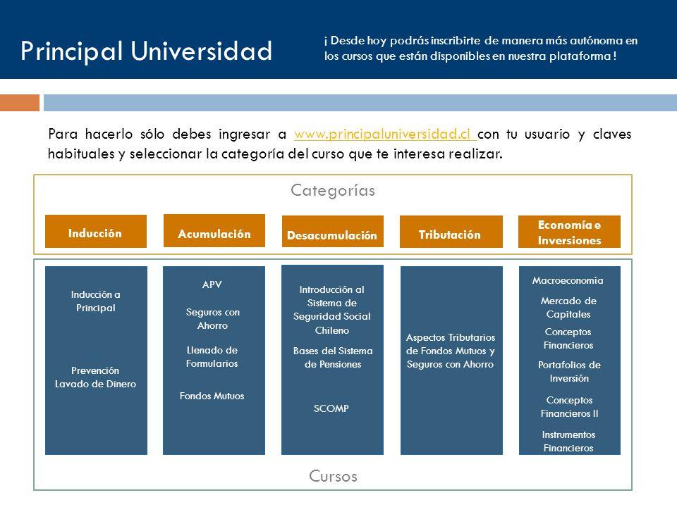 Principal Universidad