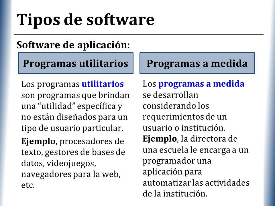 Programas utilitarios