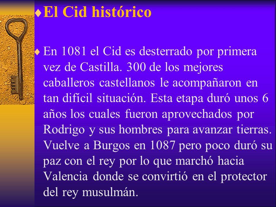 El Cid histórico