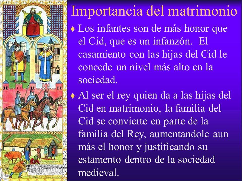 Importancia del matrimonio