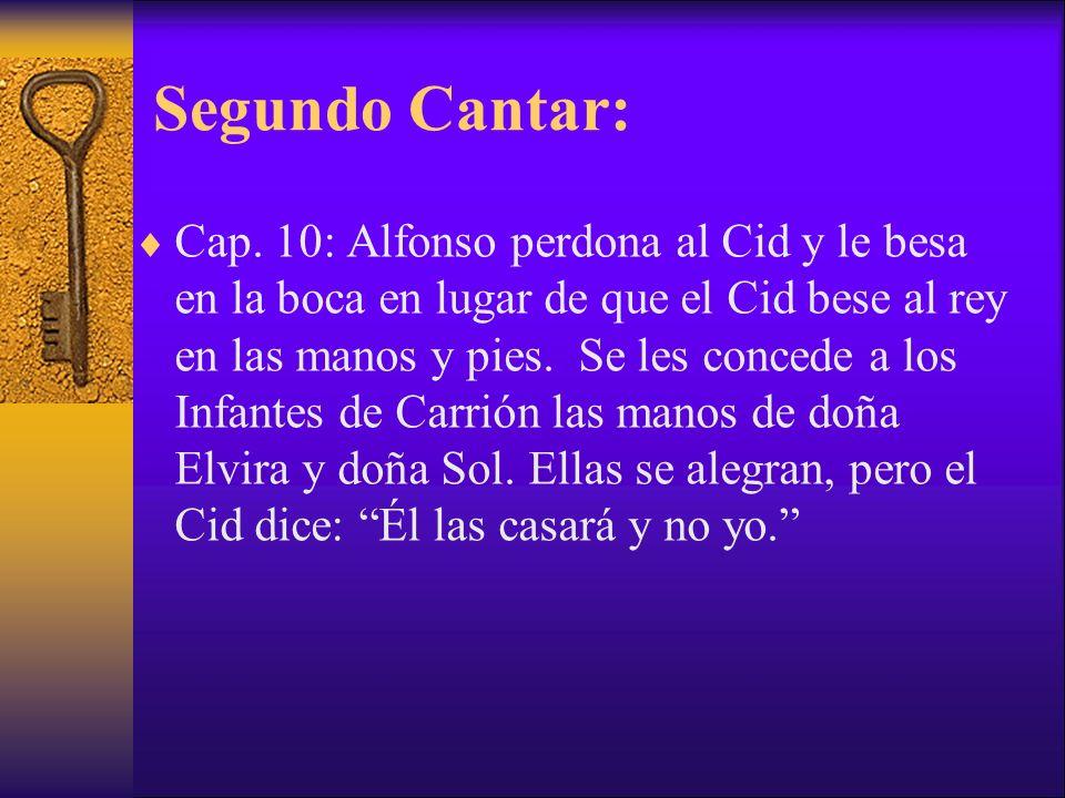 Segundo Cantar: