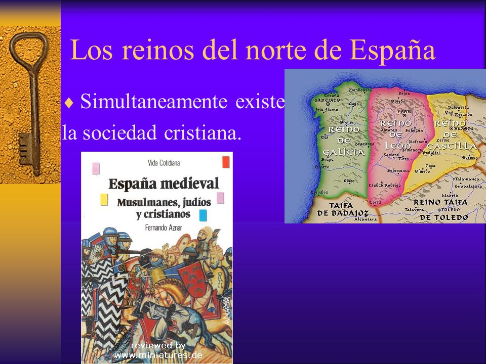 Los reinos del norte de España
