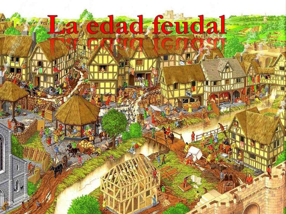 La edad feudal