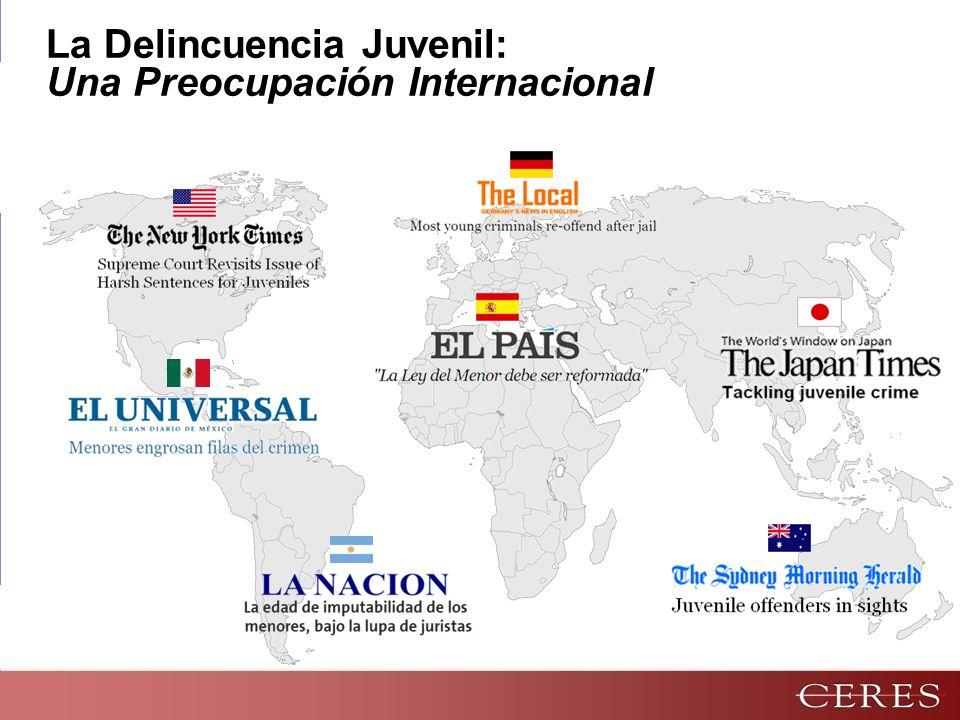 La Delincuencia Juvenil: Una Preocupación Internacional