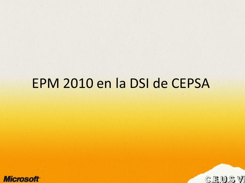 EPM 2010 en la DSI de CEPSA