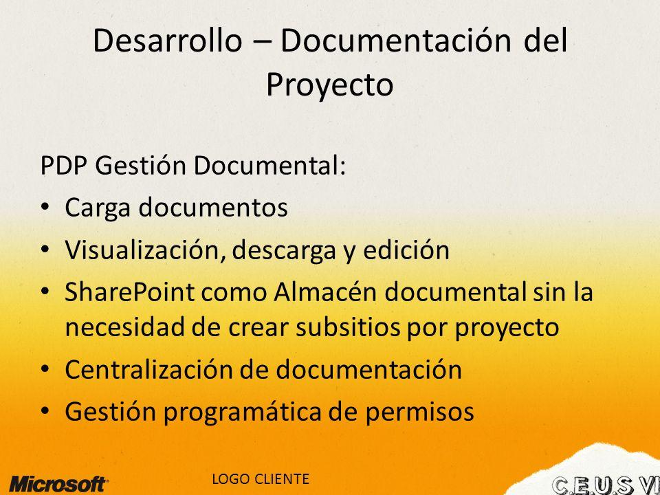 Desarrollo – Documentación del Proyecto
