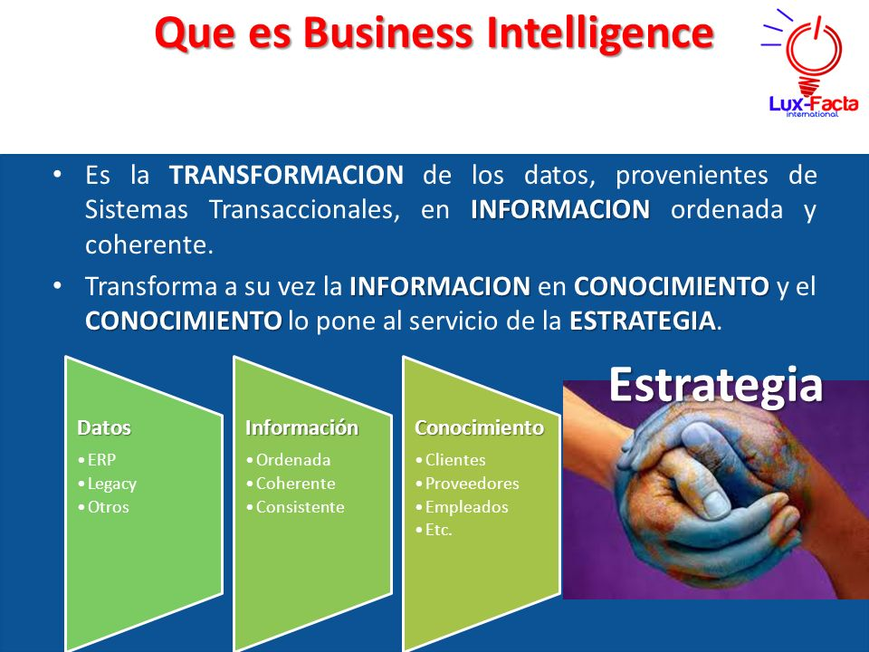 Que es Business Intelligence