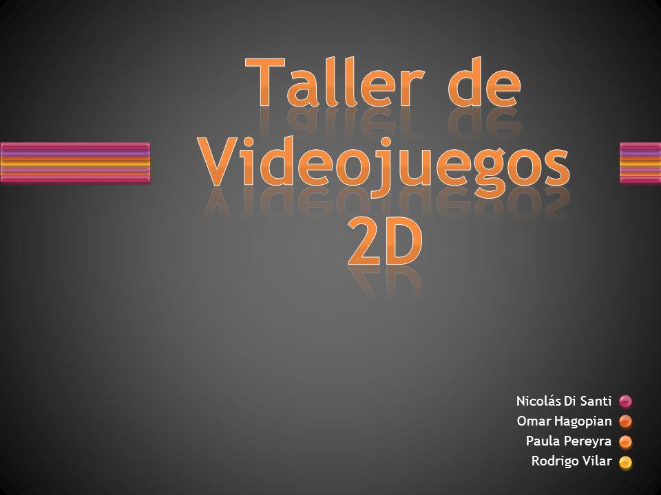 Taller de Videojuegos 2D