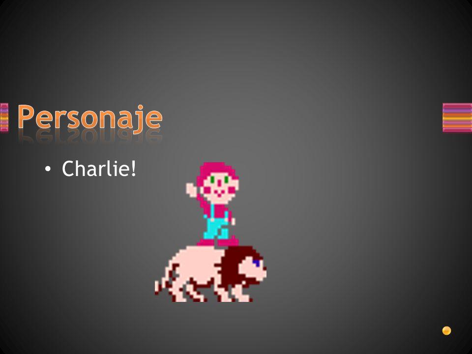 Personaje Charlie!