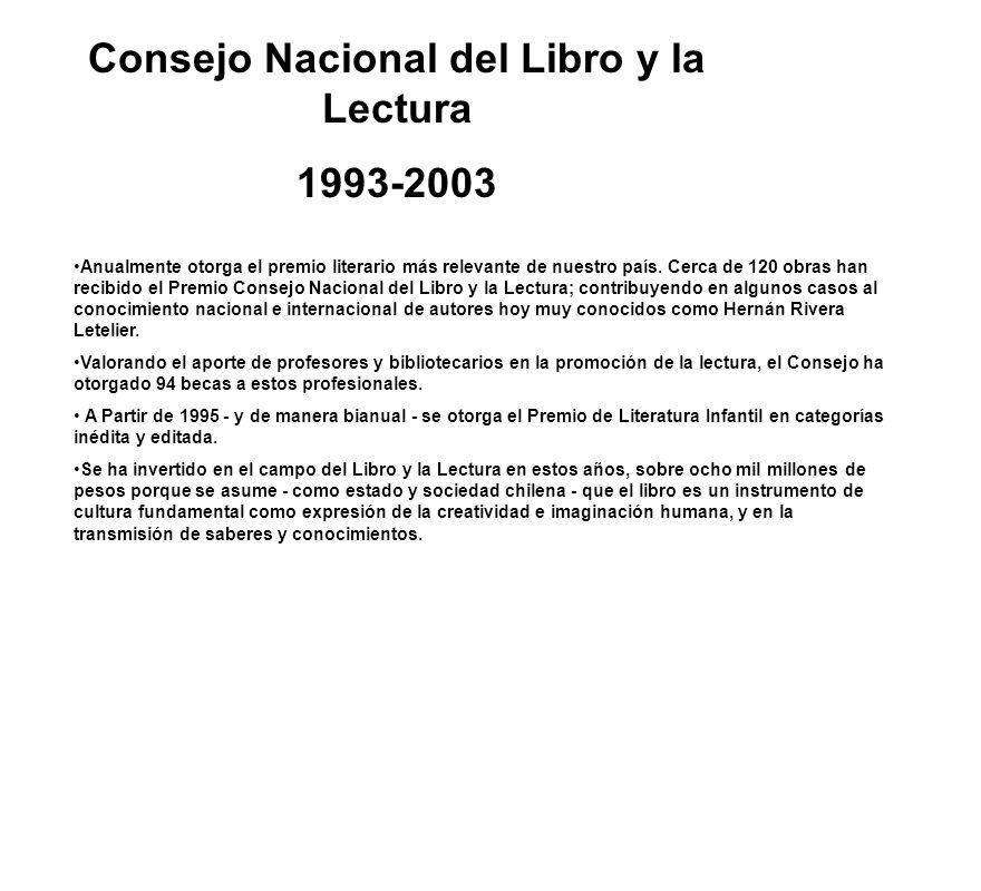 Consejo Nacional del Libro y la Lectura