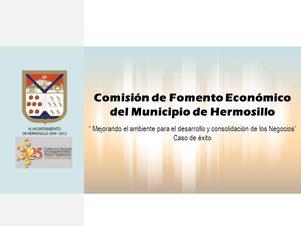 Comisión de Fomento Económico