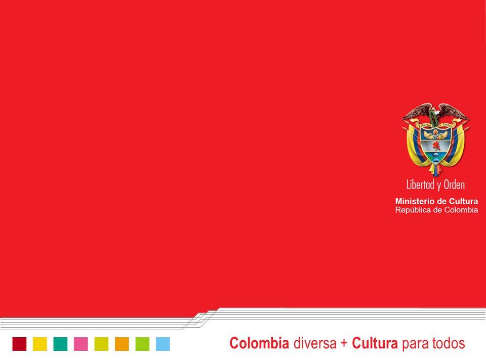 Colombia diversa + Cultura para todos