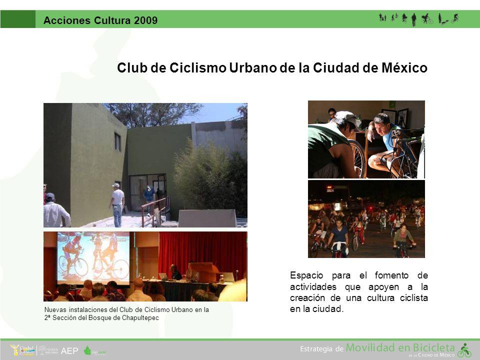 Club de Ciclismo Urbano de la Ciudad de México
