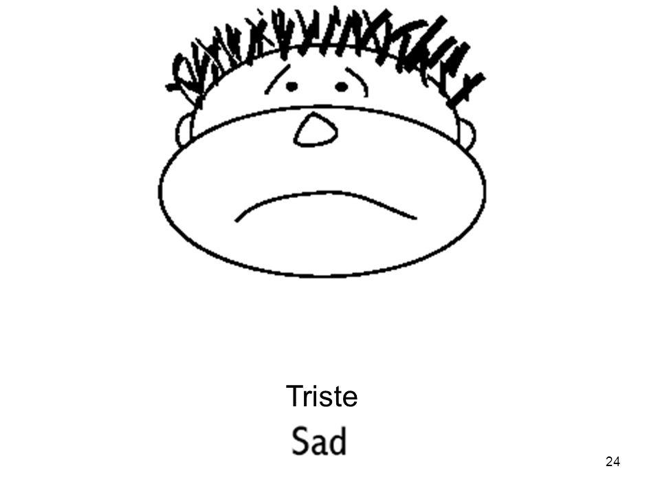 Triste