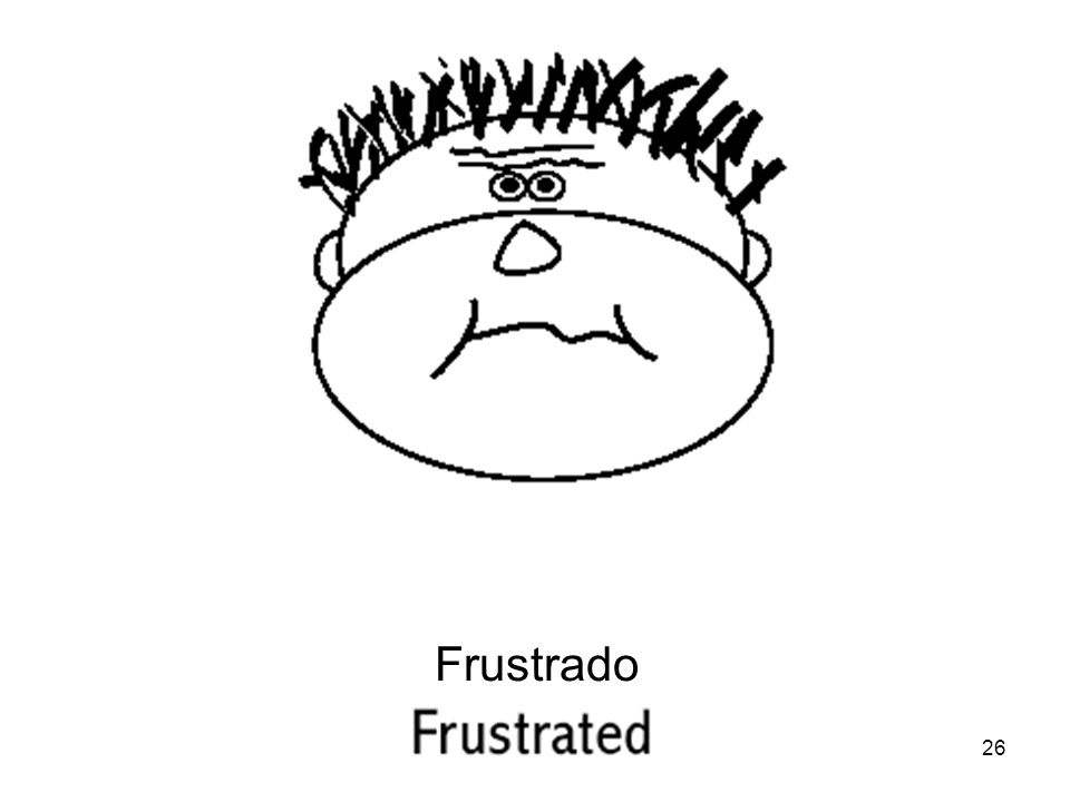 Frustrado