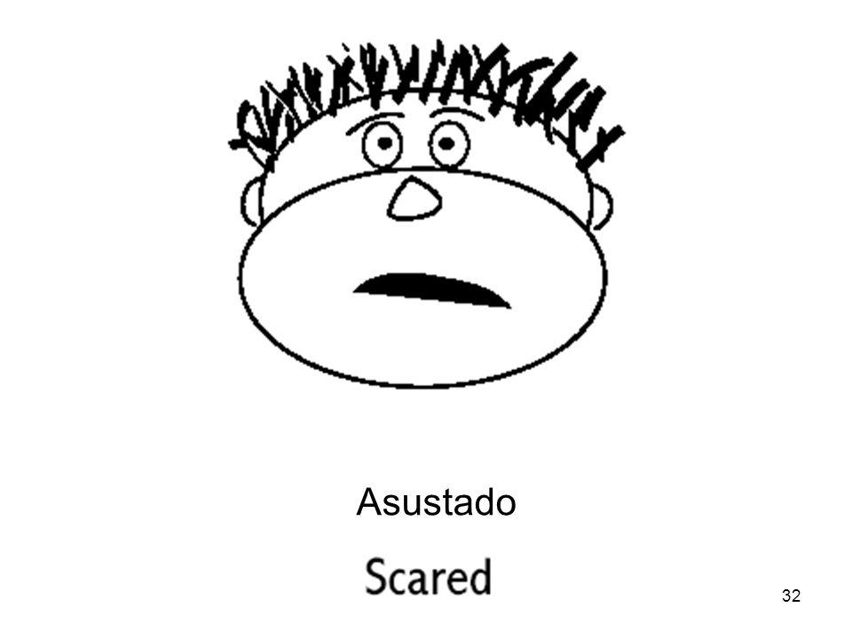 Asustado