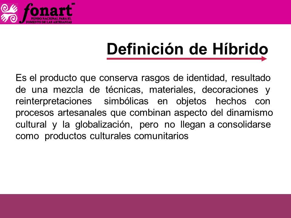 Definición de Híbrido