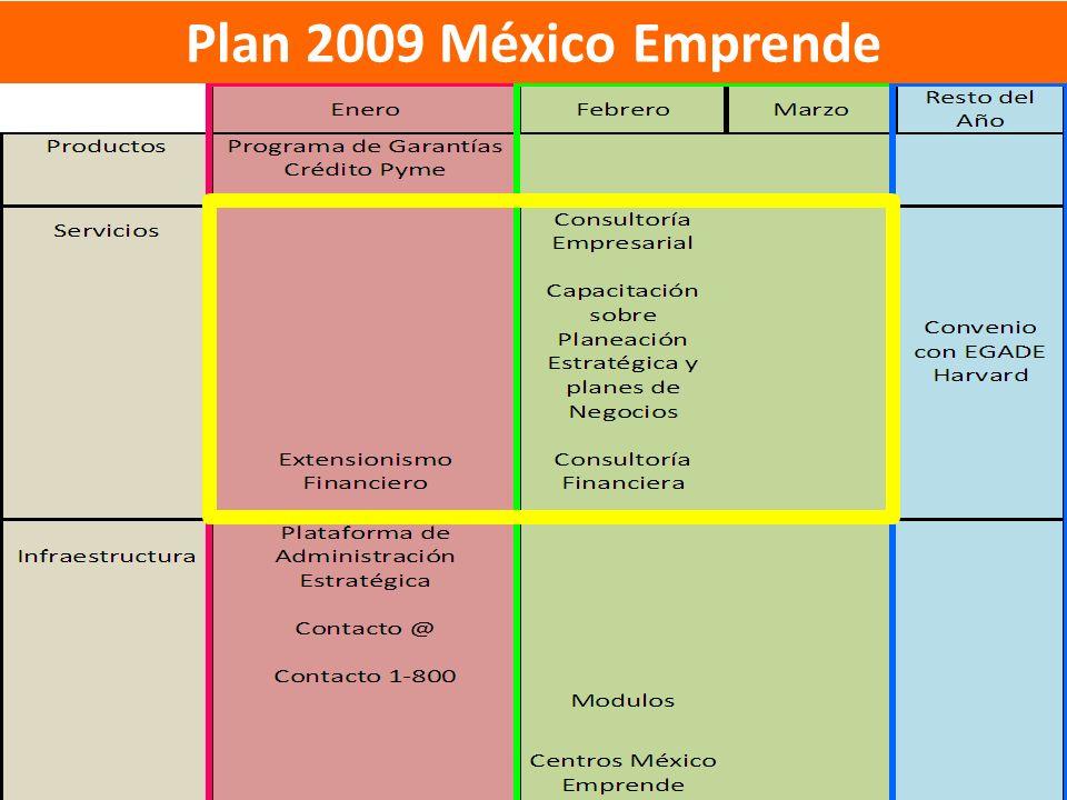 Plan 2009 México Emprende 3