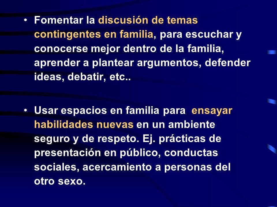 ESTRATEGIAS DE FOMENTO DE RESILIENCIA