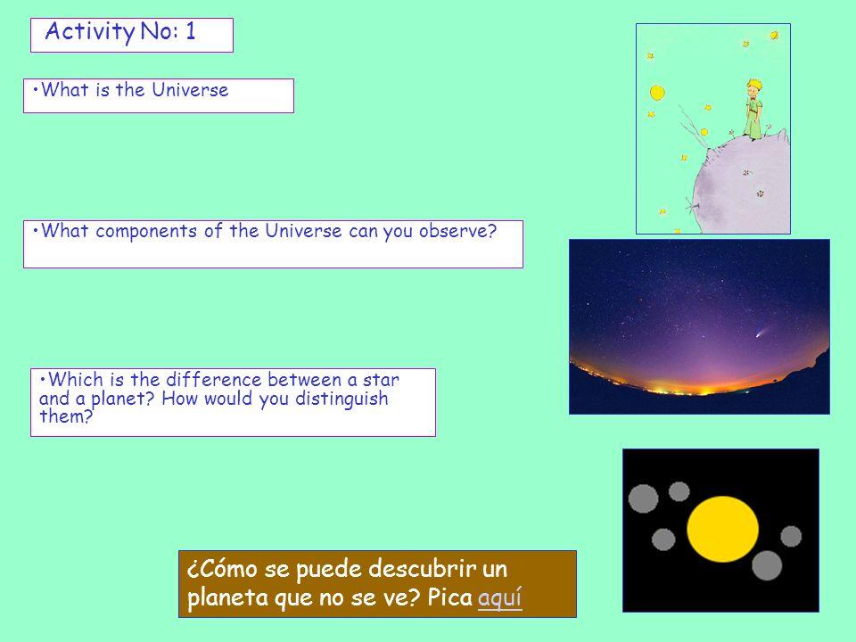 ¿Cómo se puede descubrir un planeta que no se ve Pica aquí