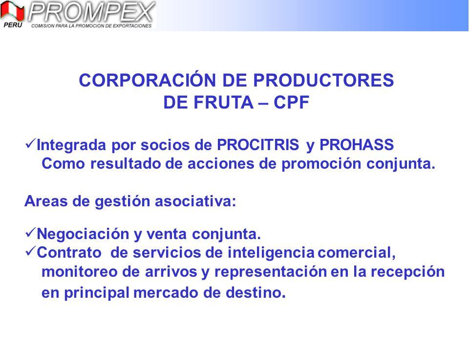 CORPORACIÓN DE PRODUCTORES