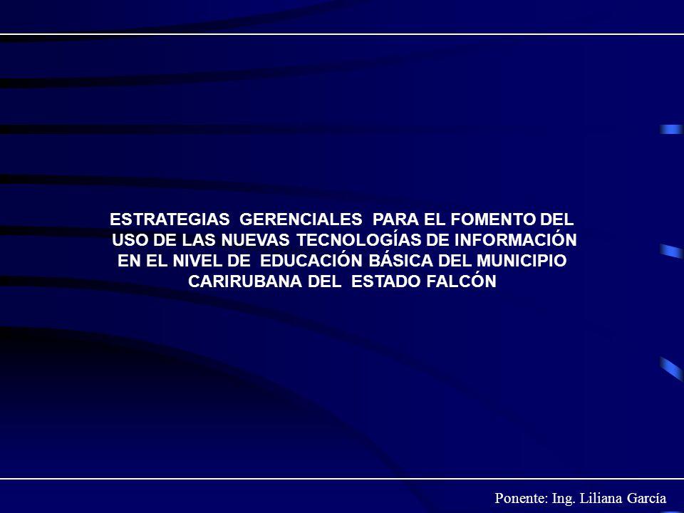 ESTRATEGIAS GERENCIALES PARA EL FOMENTO DEL