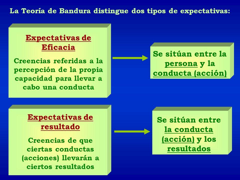 Expectativas de Eficacia