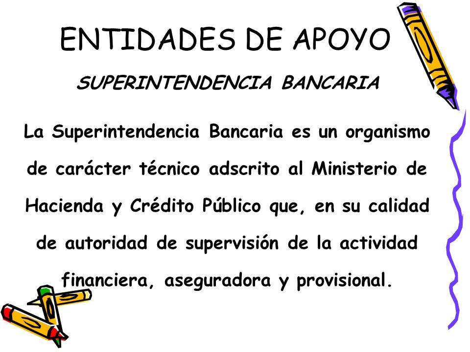 SUPERINTENDENCIA BANCARIA