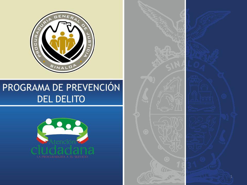 PROGRAMA DE PREVENCIÓN DEL DELITO