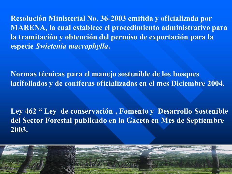 Resolución Ministerial No