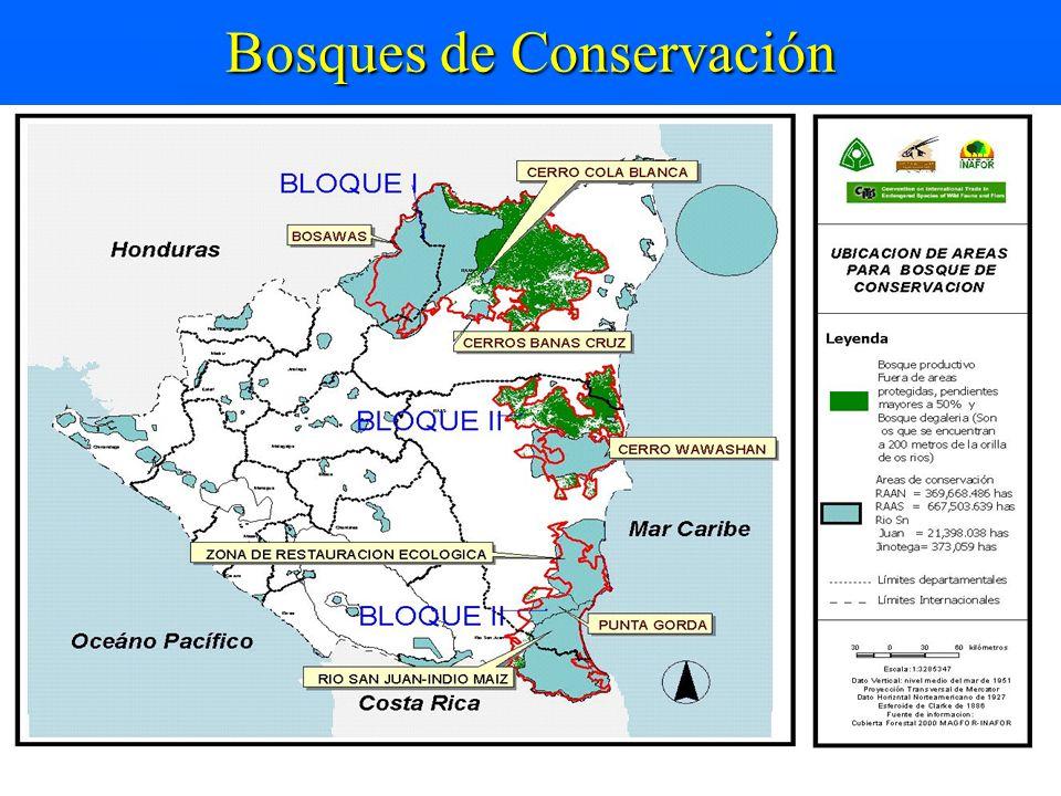 Bosques de Conservación
