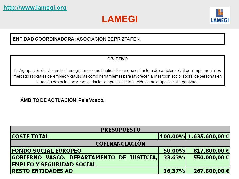 LAMEGI http://www.lamegi.org