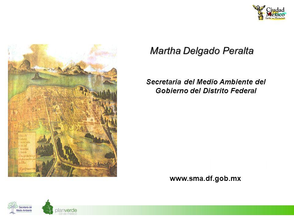 Secretaria del Medio Ambiente del Gobierno del Distrito Federal