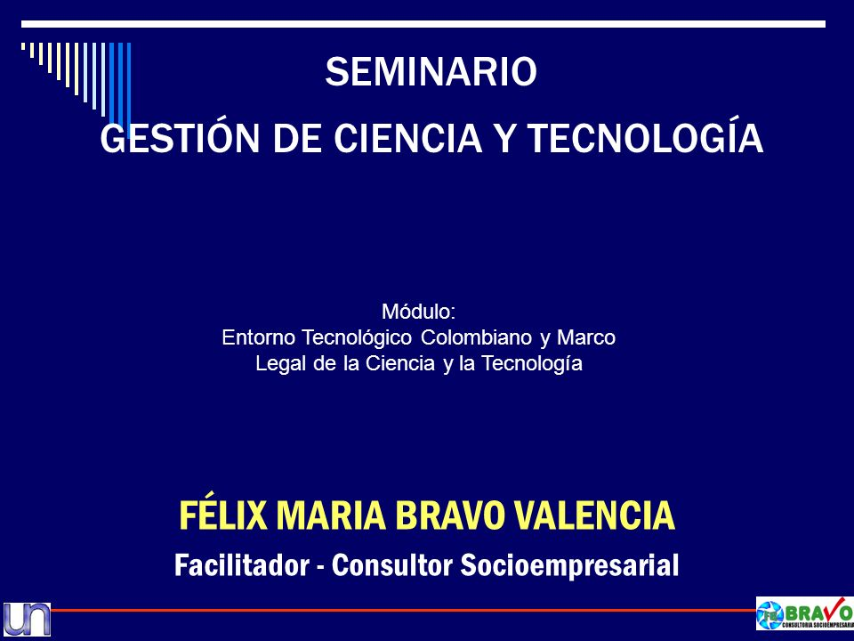 GESTIÓN DE CIENCIA Y TECNOLOGÍA