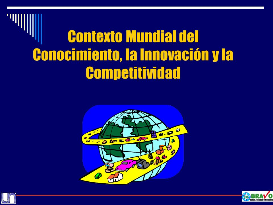 Contexto Mundial del Conocimiento, la Innovación y la Competitividad